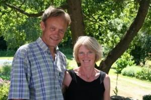 Carl-Johan og Else Marie byder velkommen
